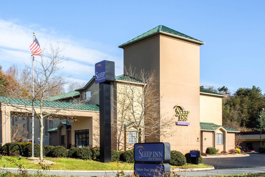 Sleep Inn Suites Charlottesville VA